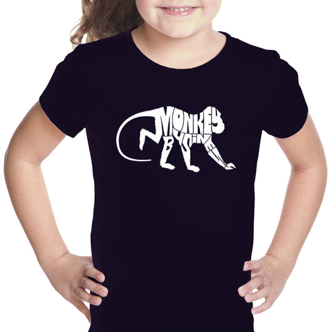 Girl's T-shirt - Mobsters