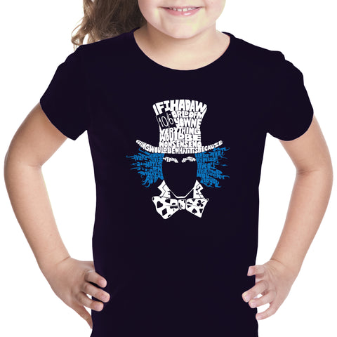 Girl's T-shirt - Penguin