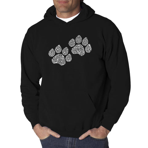 Men's Hooded Sweatshirt - Amazing Grace