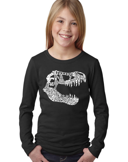 Girl's Long Sleeve - TREX