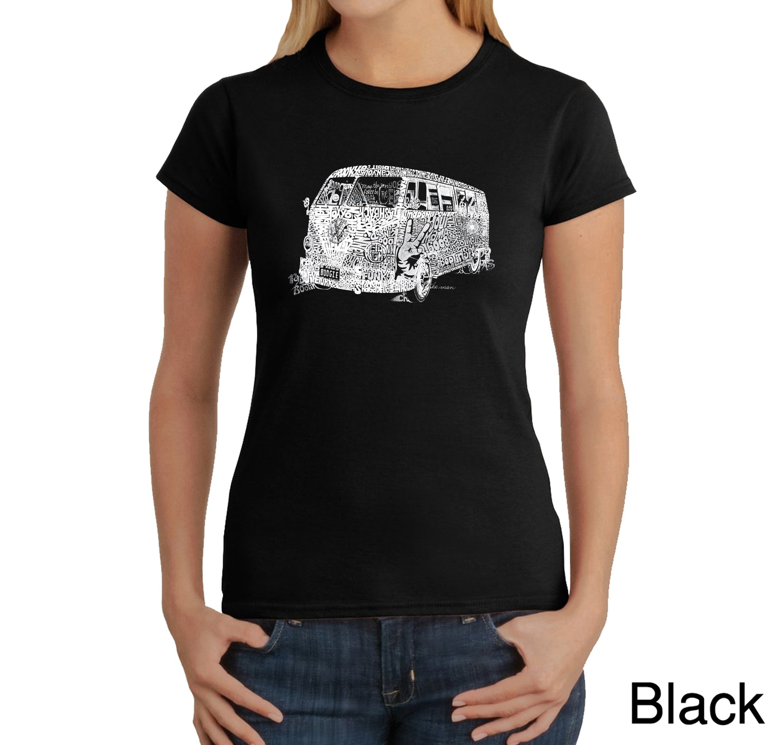 Women's T-Shirt - THE 70'S