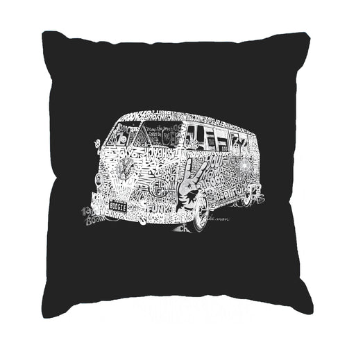 Throw Pillow Cover - THE 70'S