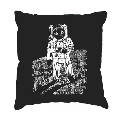 Throw Pillow Cover - ASTRONAUT