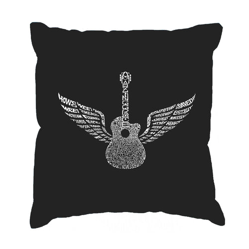 Throw Pillow Cover - Amazing Grace