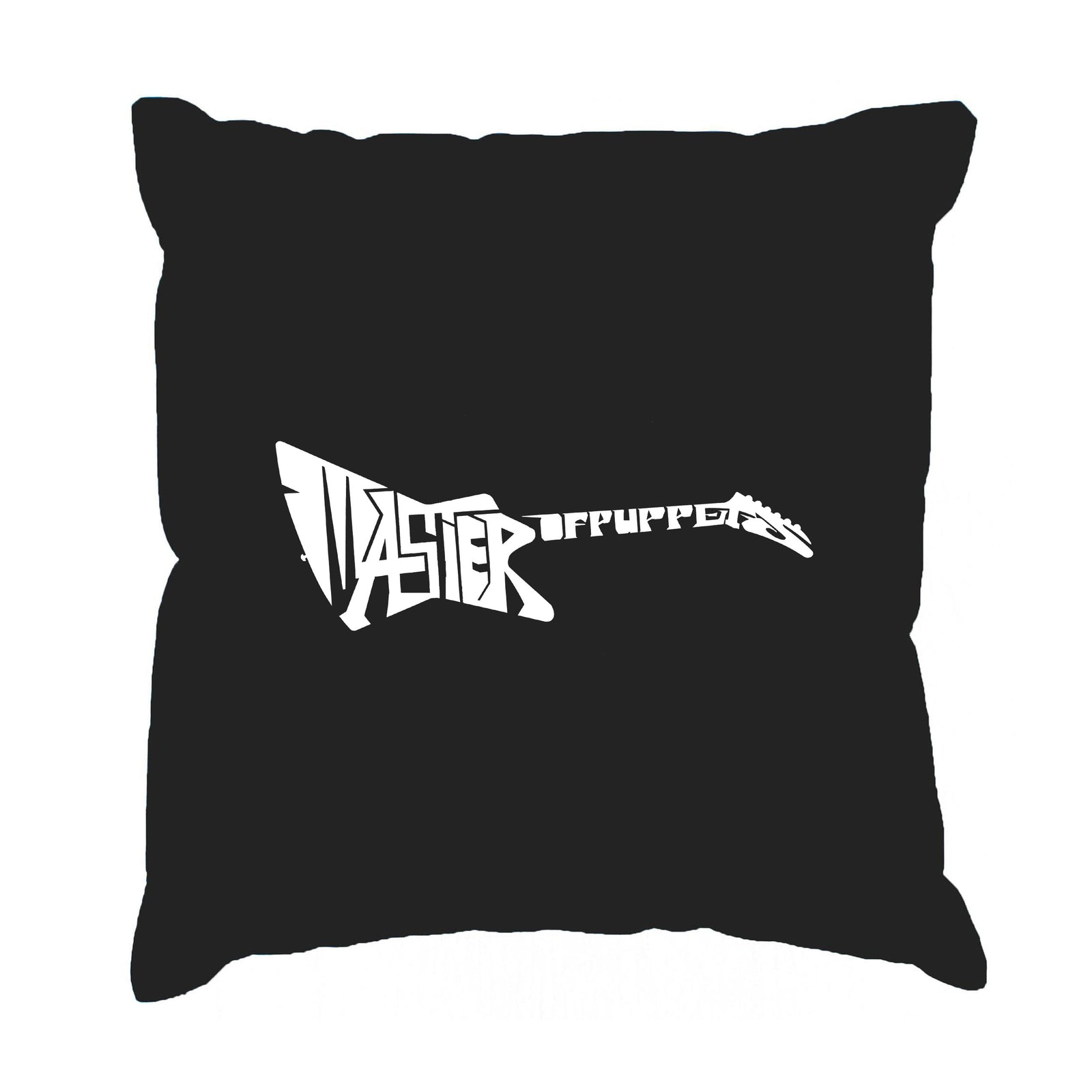 Throw Pillow Cover - Master of Puppets
