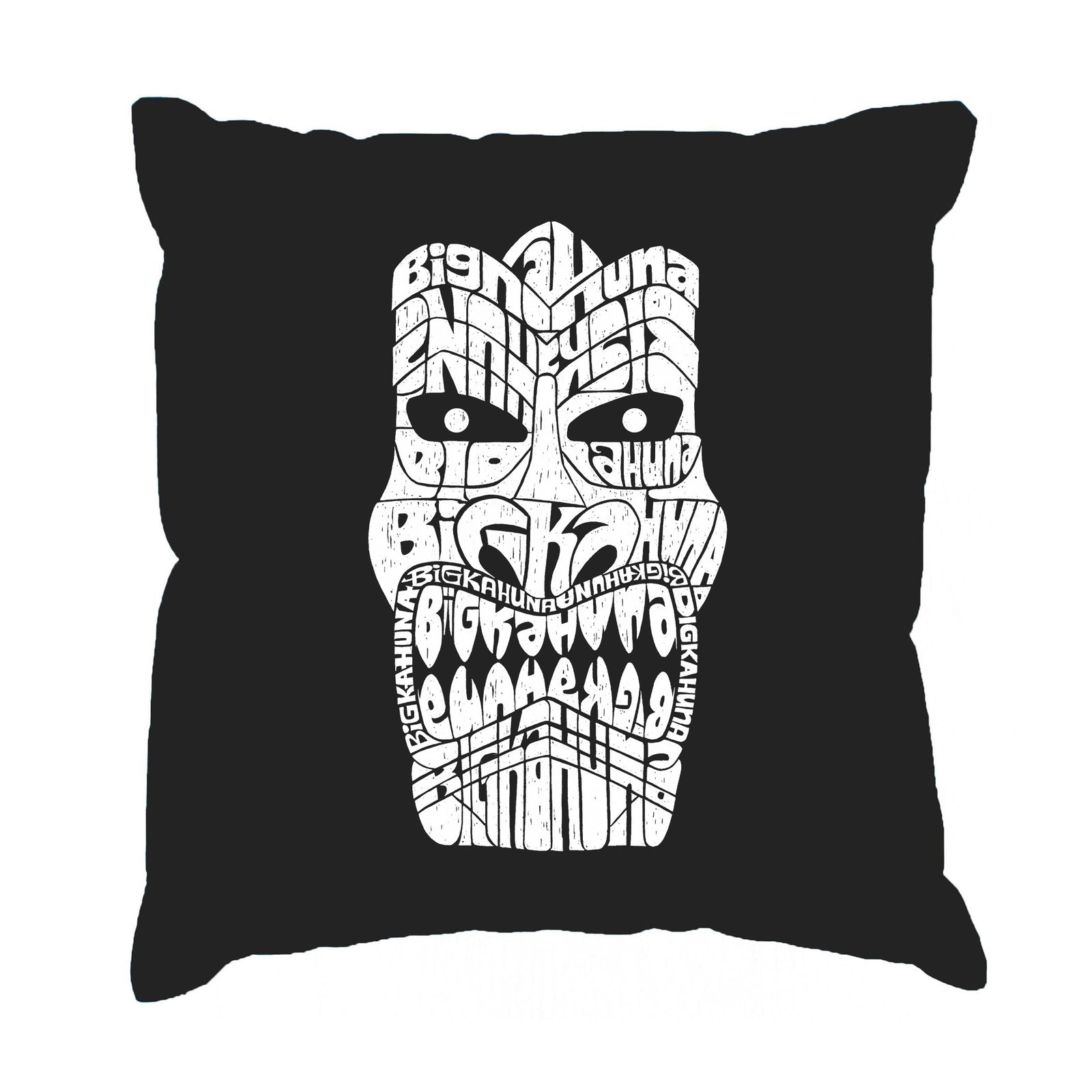 Throw Pillow Cover - TIKI - BIG KAHUNA