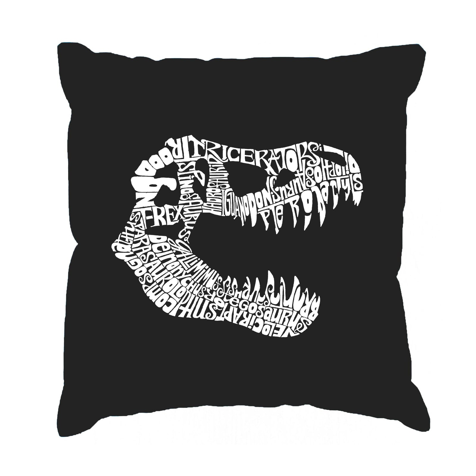 Throw Pillow Cover - TREX