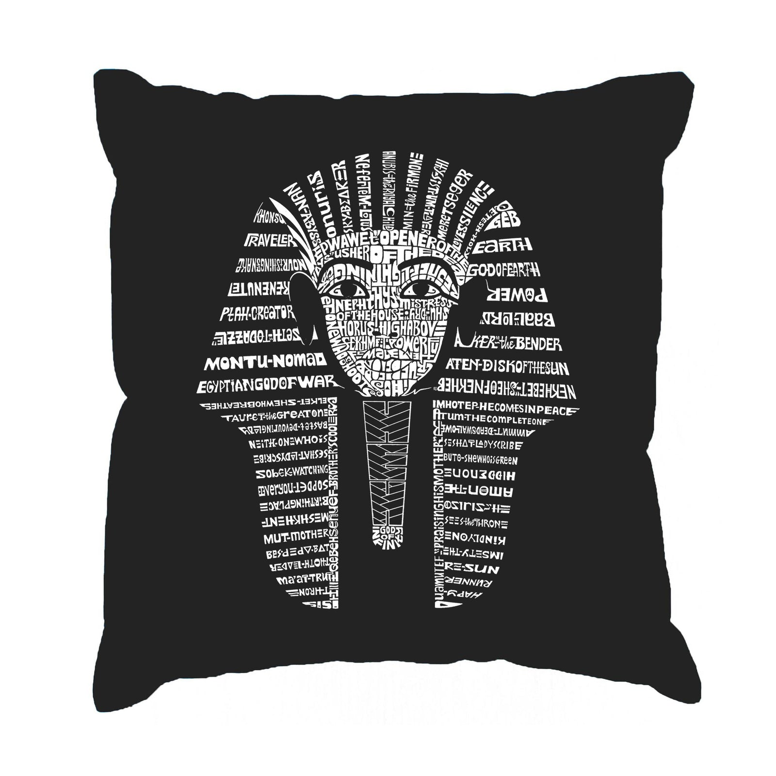 Throw Pillow Cover - KING TUT