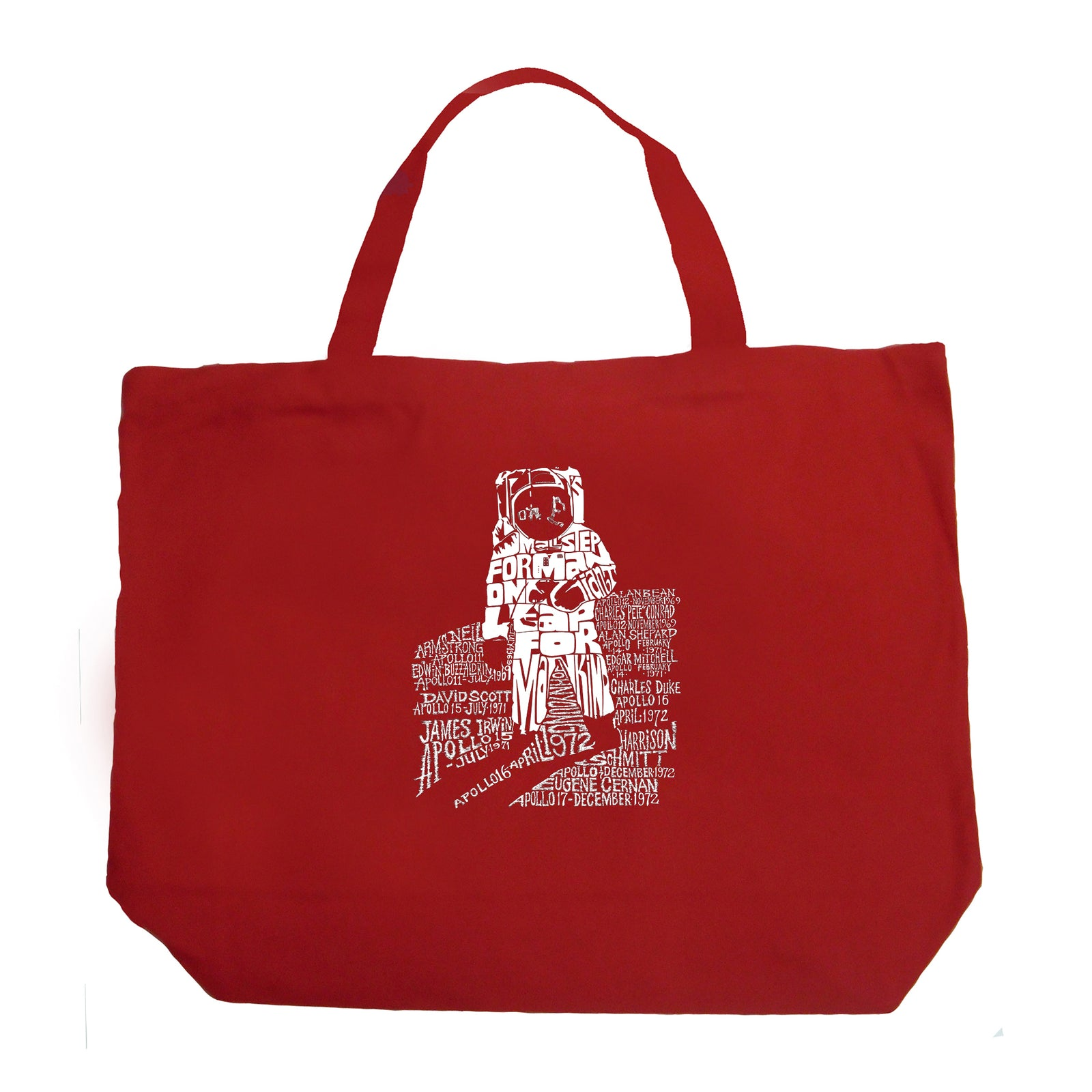 Large Tote Bag - ASTRONAUT