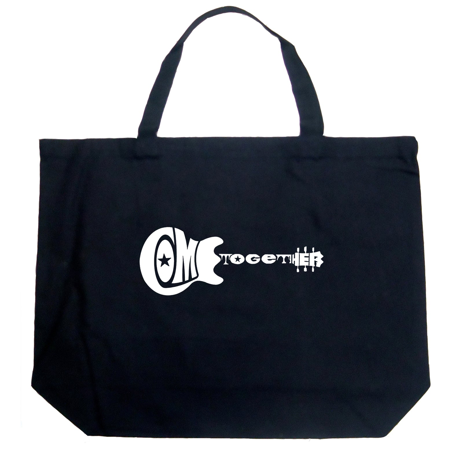 Large Tote Bag - COME TOGETHER