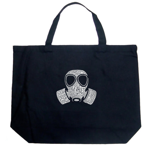 "Large Tote Bag - SLANG TERM FOR ""FART"""