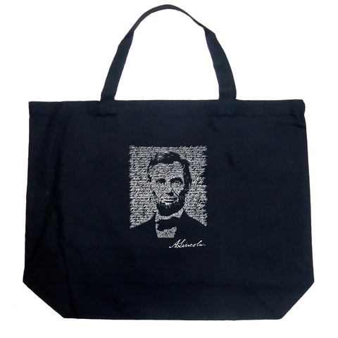 Large Tote Bag - ATOM