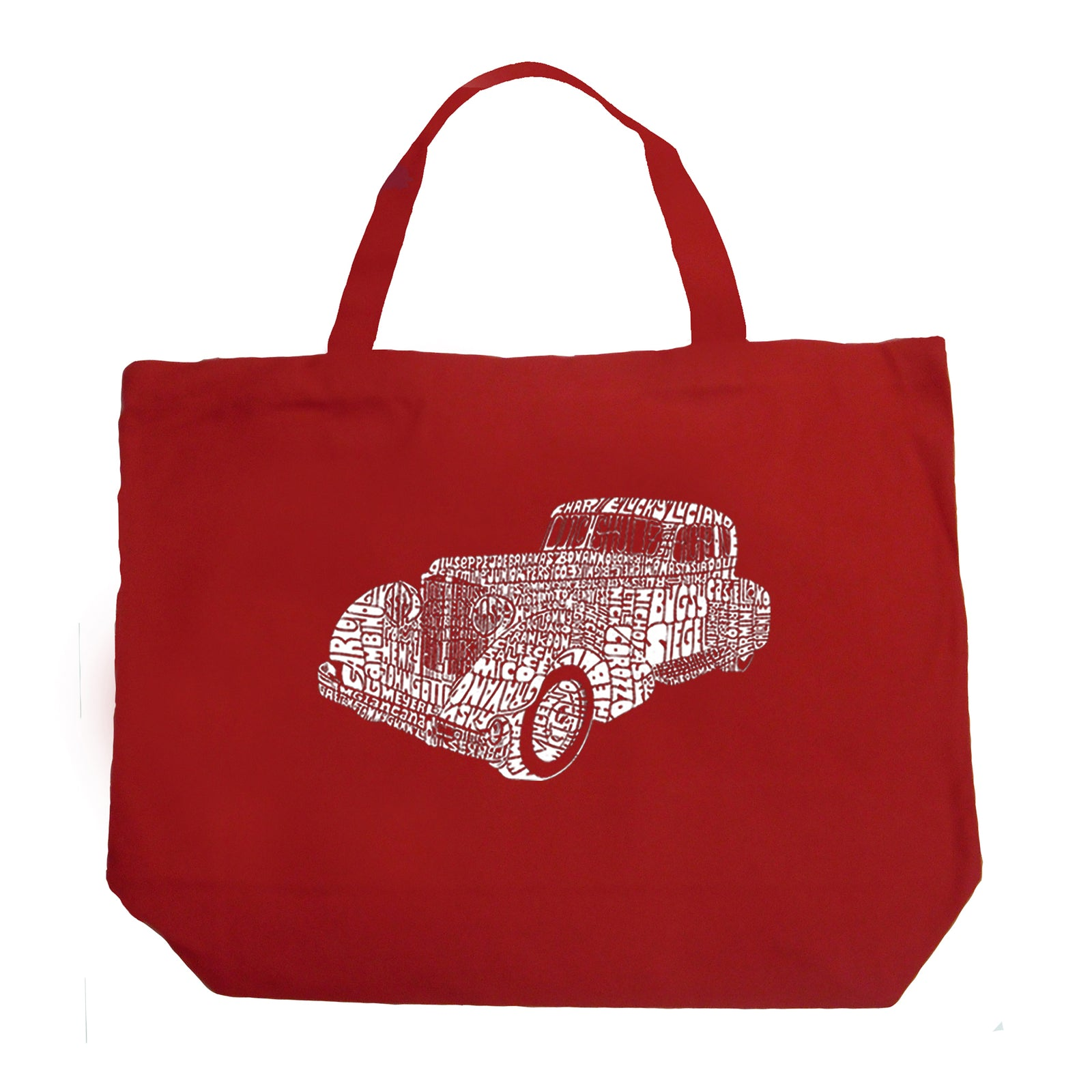 Large Tote Bag - Mobsters