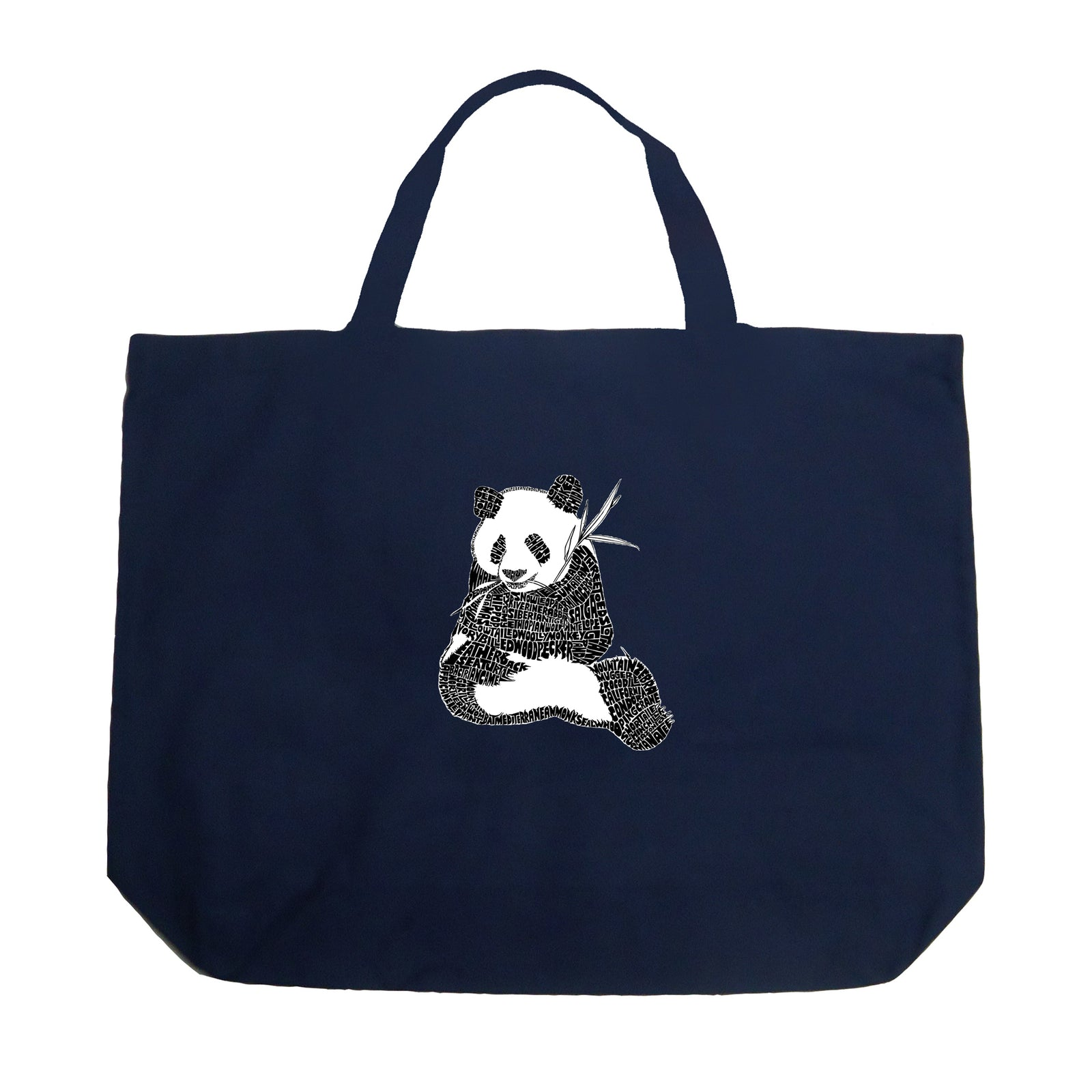 Large Tote Bag - ENDANGERED SPECIES