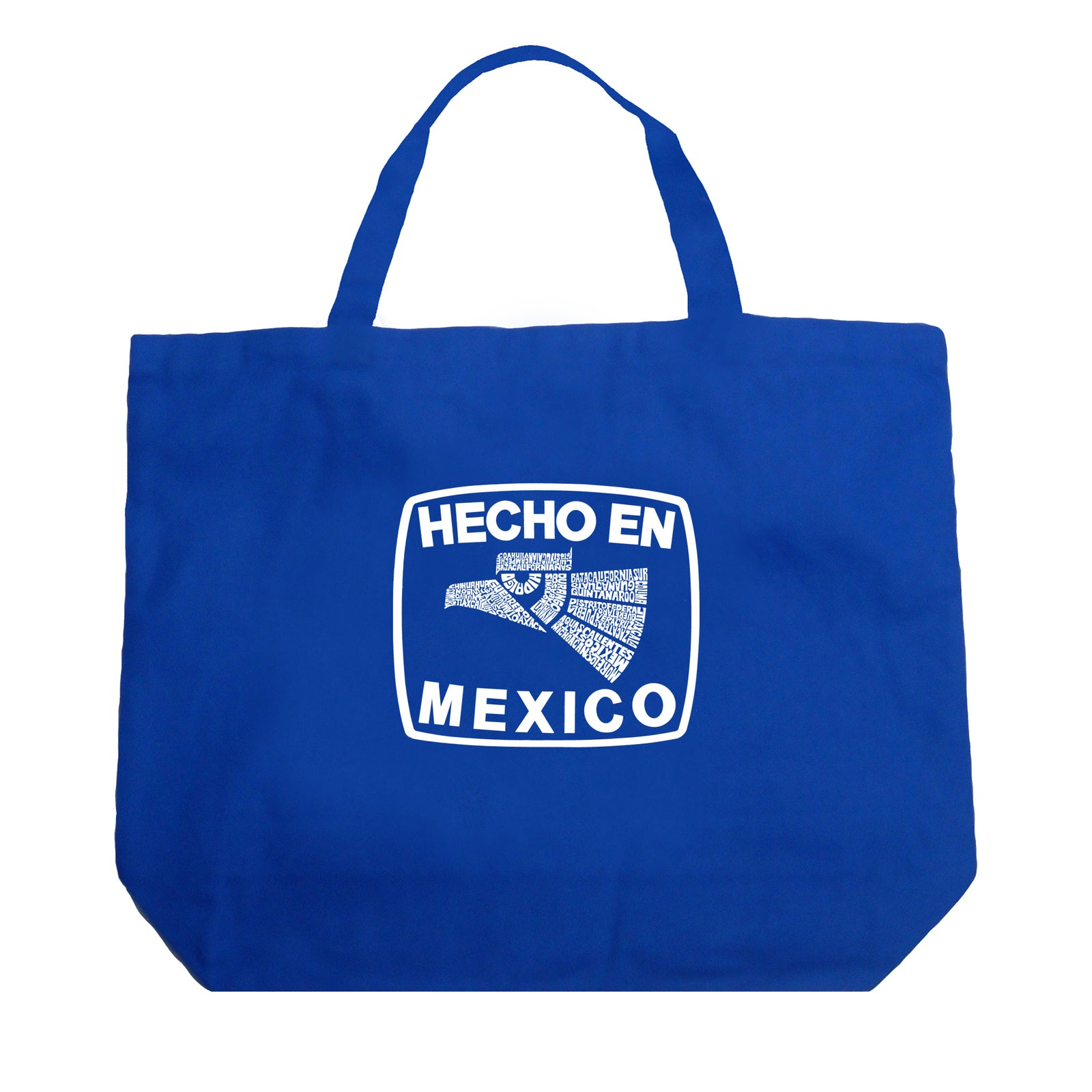 Large Tote Bag - HECHO EN MEXICO
