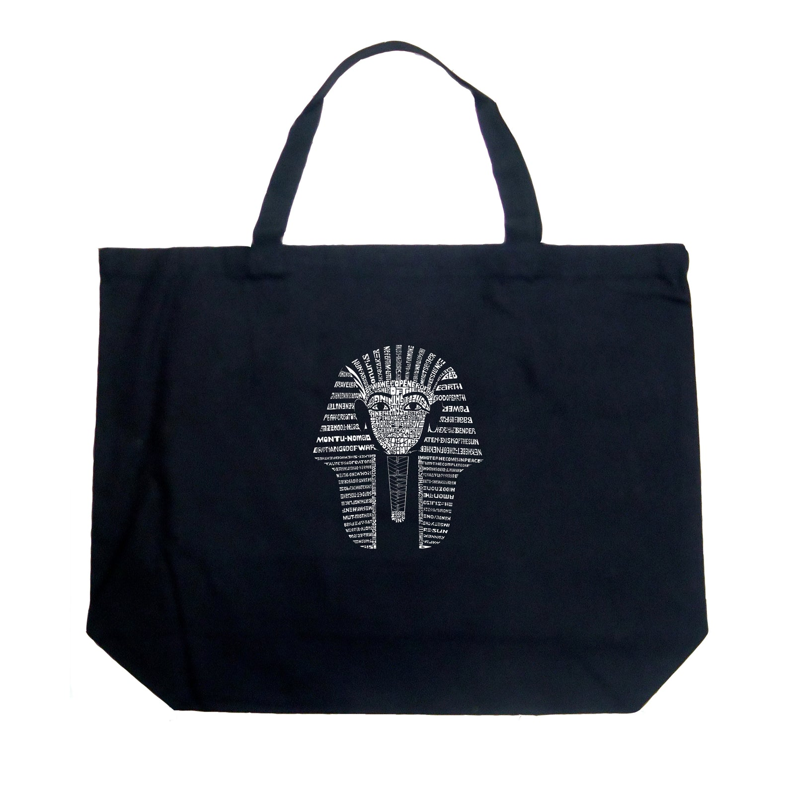 Large Tote Bag - KING TUT