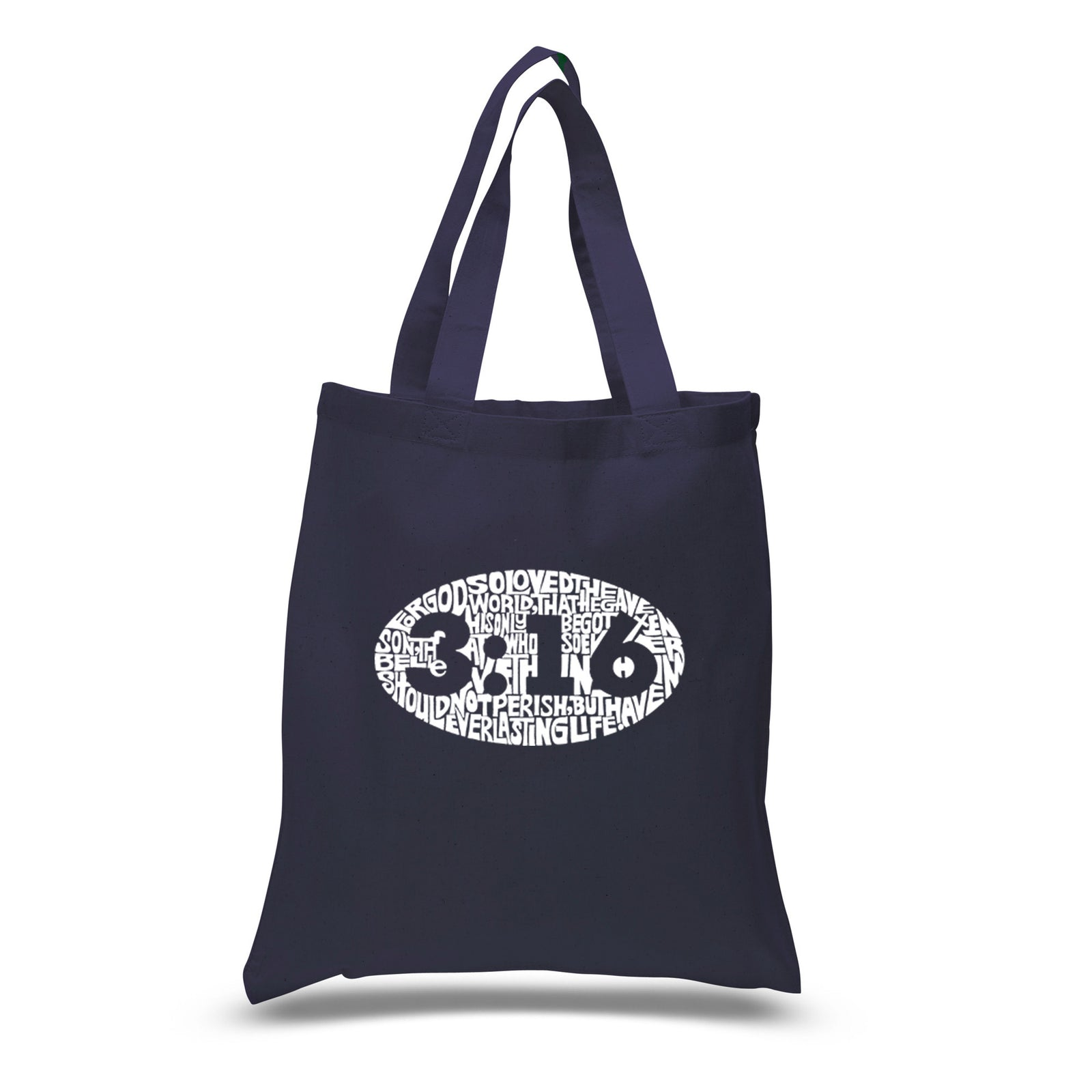 Small Tote Bag - John 3:16