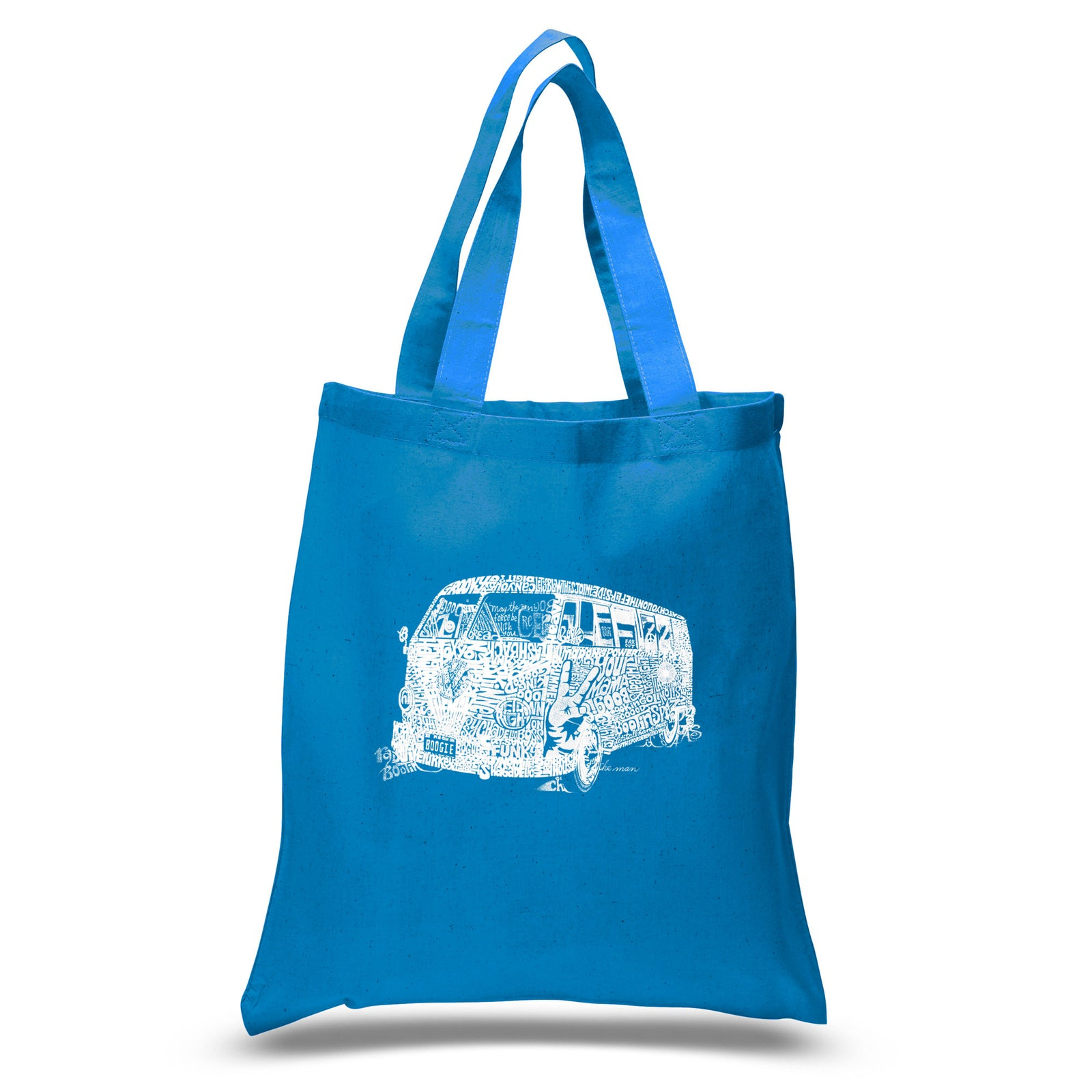 Small Tote Bag - THE 70'S