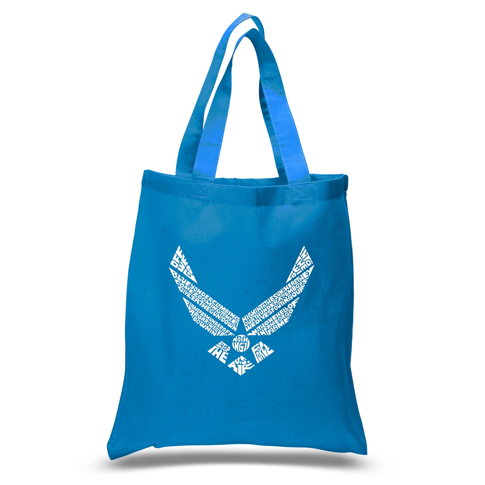 Small Tote Bag - LYRICS TO THE AIR FORCE SONG