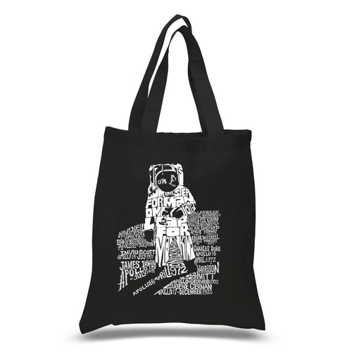 Small Tote Bag - ASTRONAUT