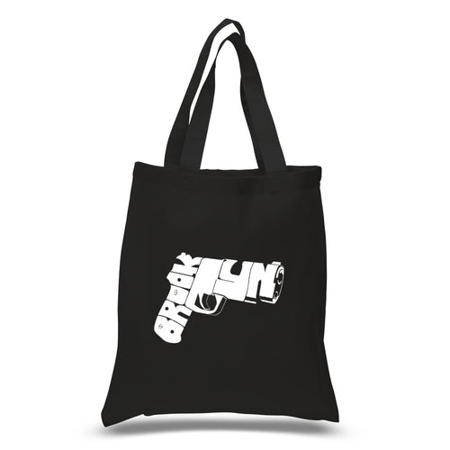 Small Tote Bag - BROOKLYN GUN