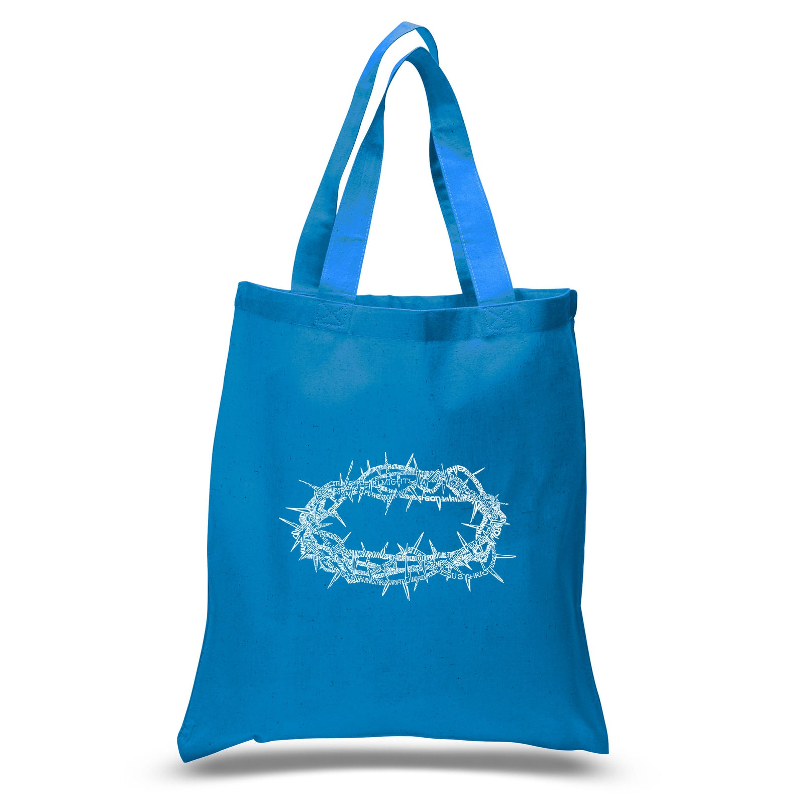Small Tote Bag - CROWN OF THORNS