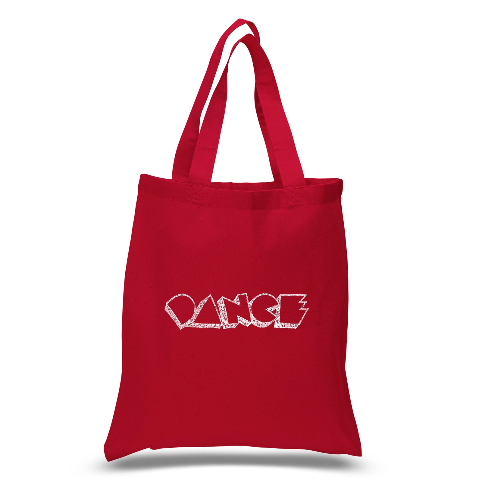 Small Tote Bag - DIFFERENT STYLES OF DANCE