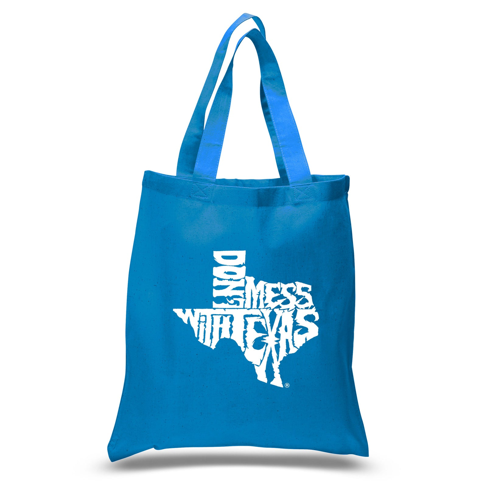Small Tote Bag - DONT MESS WITH TEXAS
