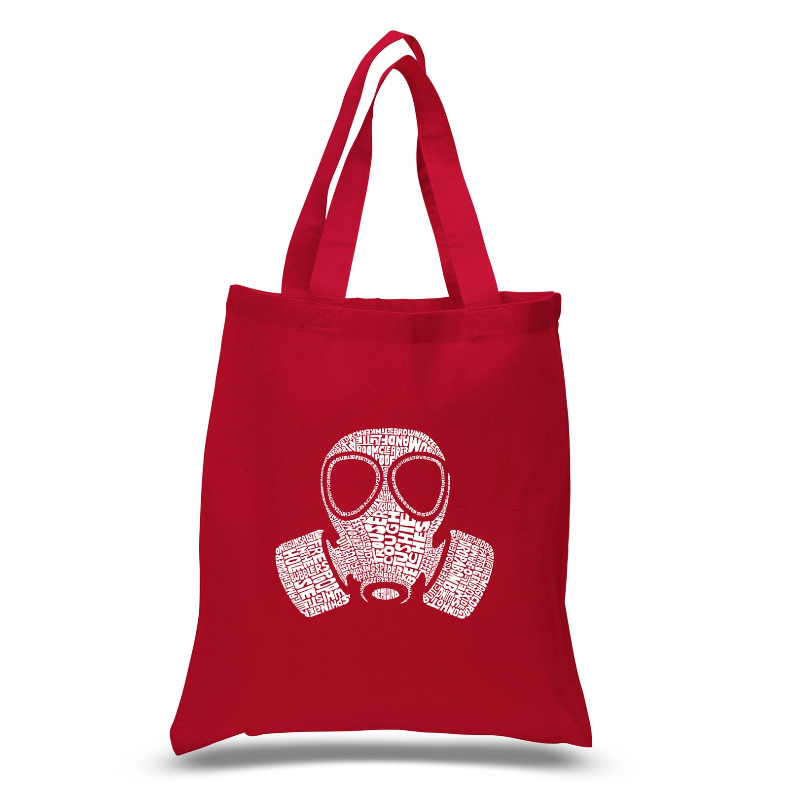 "Small Tote Bag - SLANG TERM FOR ""FART"""