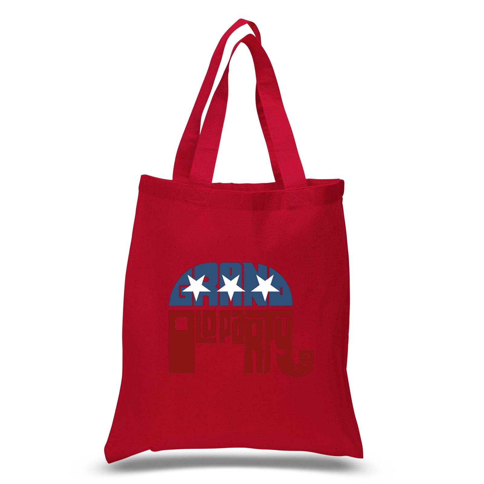 Small Tote Bag - REPUBLICAN - GRAND OLD PARTY
