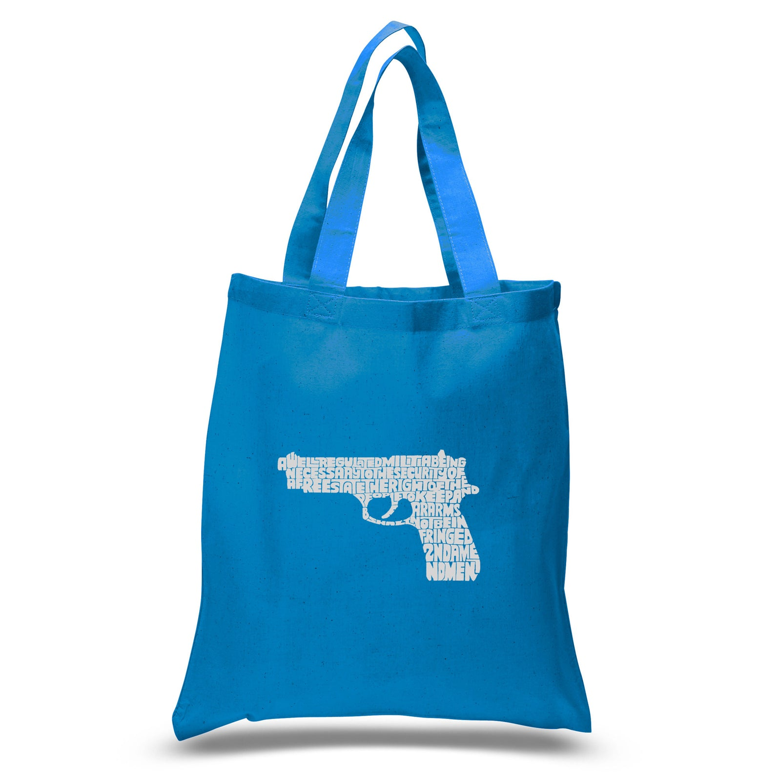 Small Tote Bag - RIGHT TO BEAR ARMS