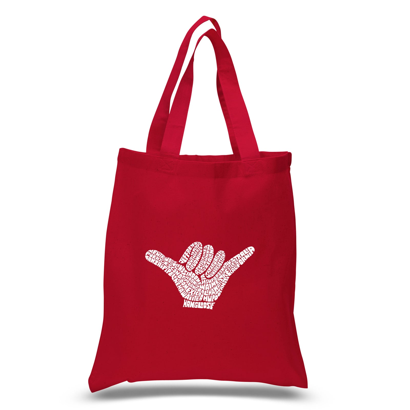 Small Tote Bag - TOP WORLDWIDE SURFING SPOTS