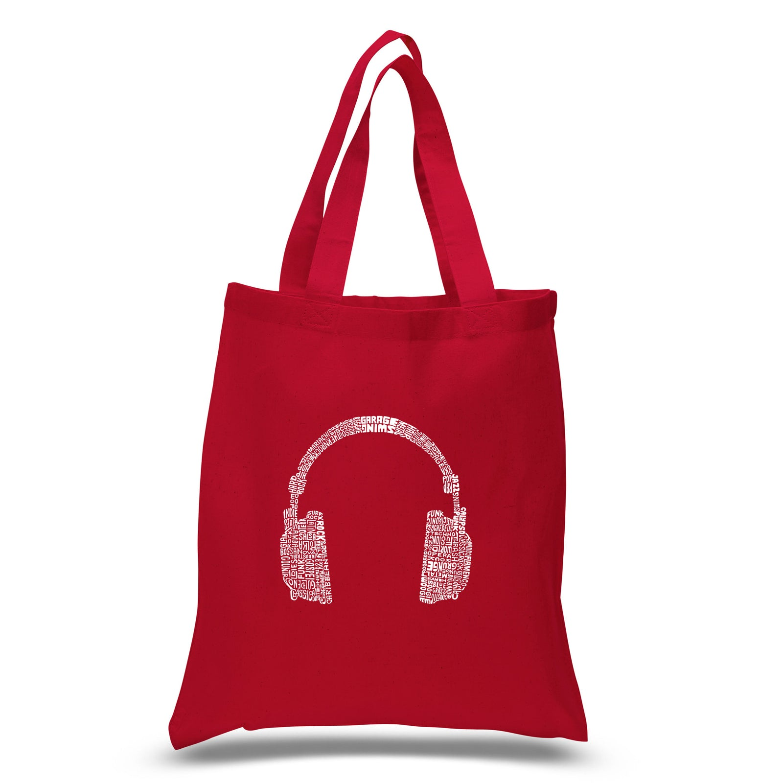 Small Tote Bag - 63 DIFFERENT GENRES OF MUSIC