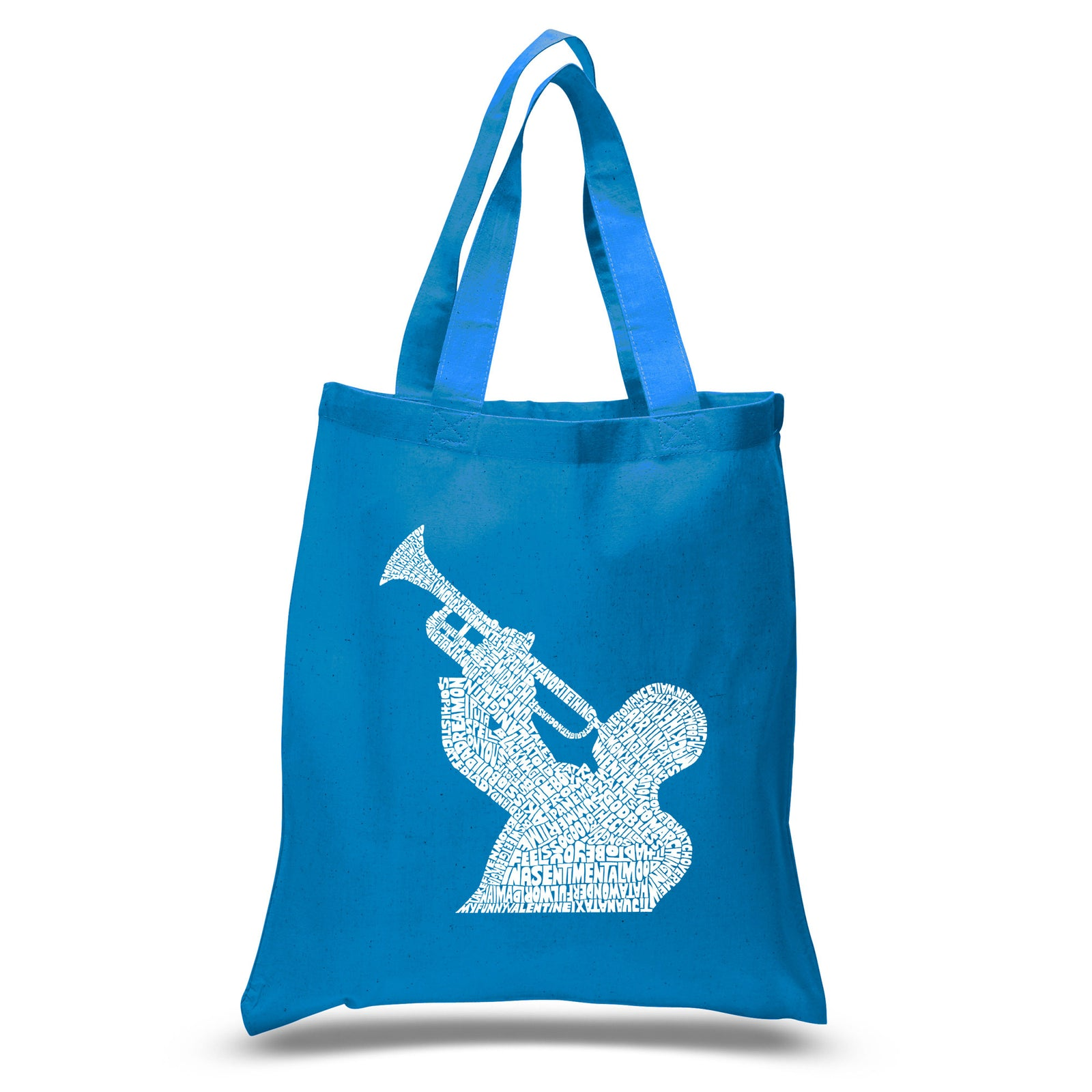 Small Tote Bag - ALL TIME JAZZ SONGS