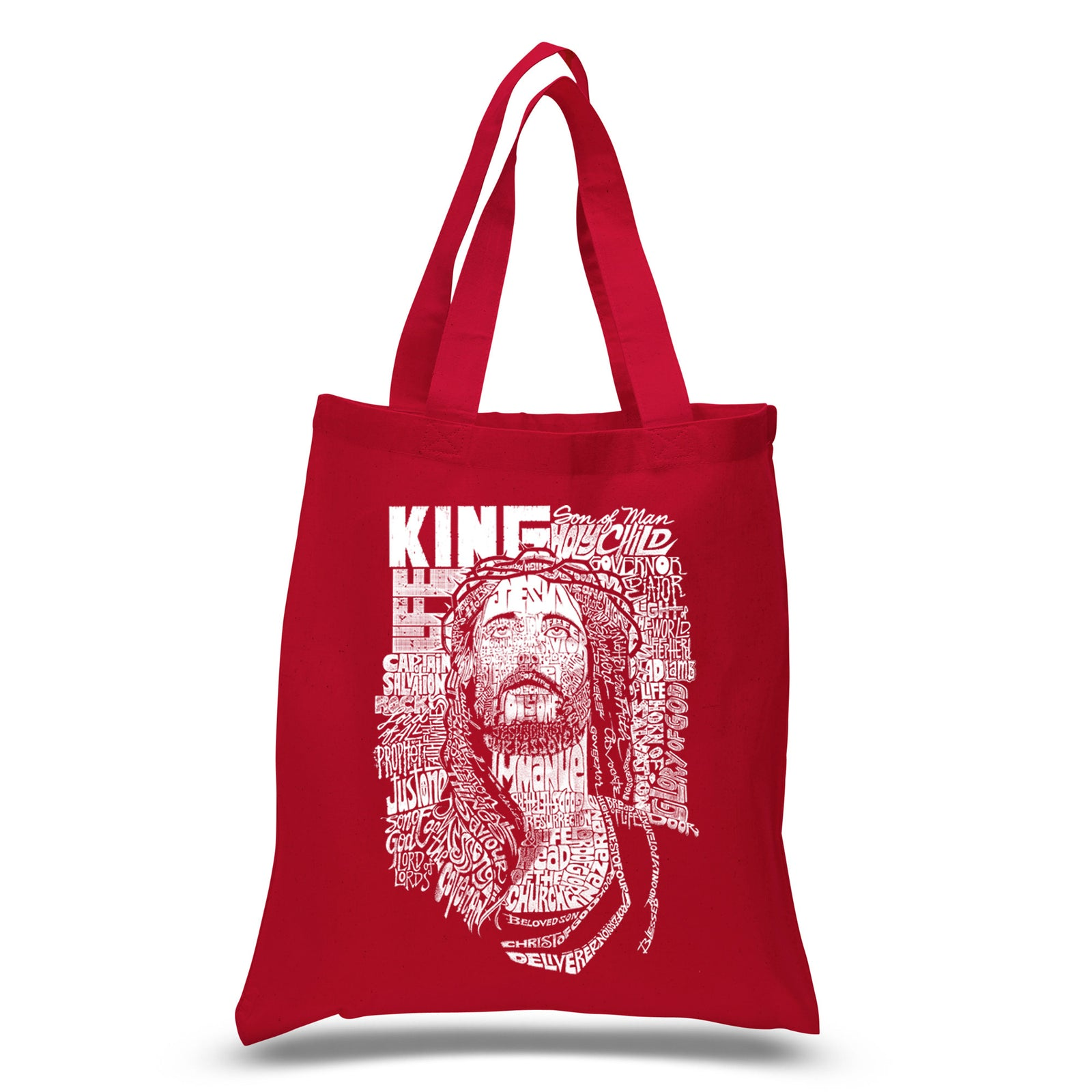 Small Tote Bag - JESUS
