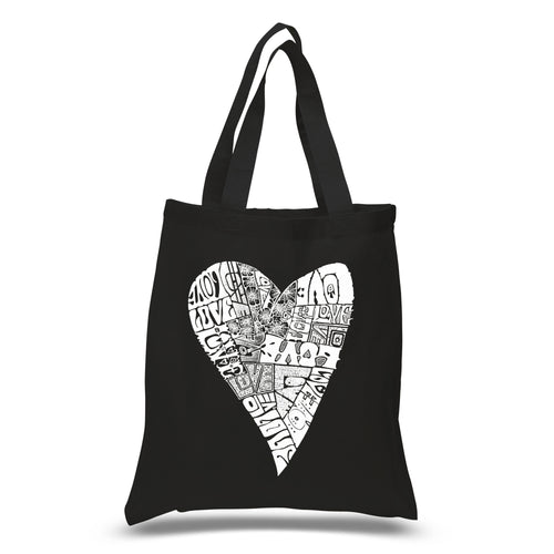 Small Tote Bag - Lots of Love