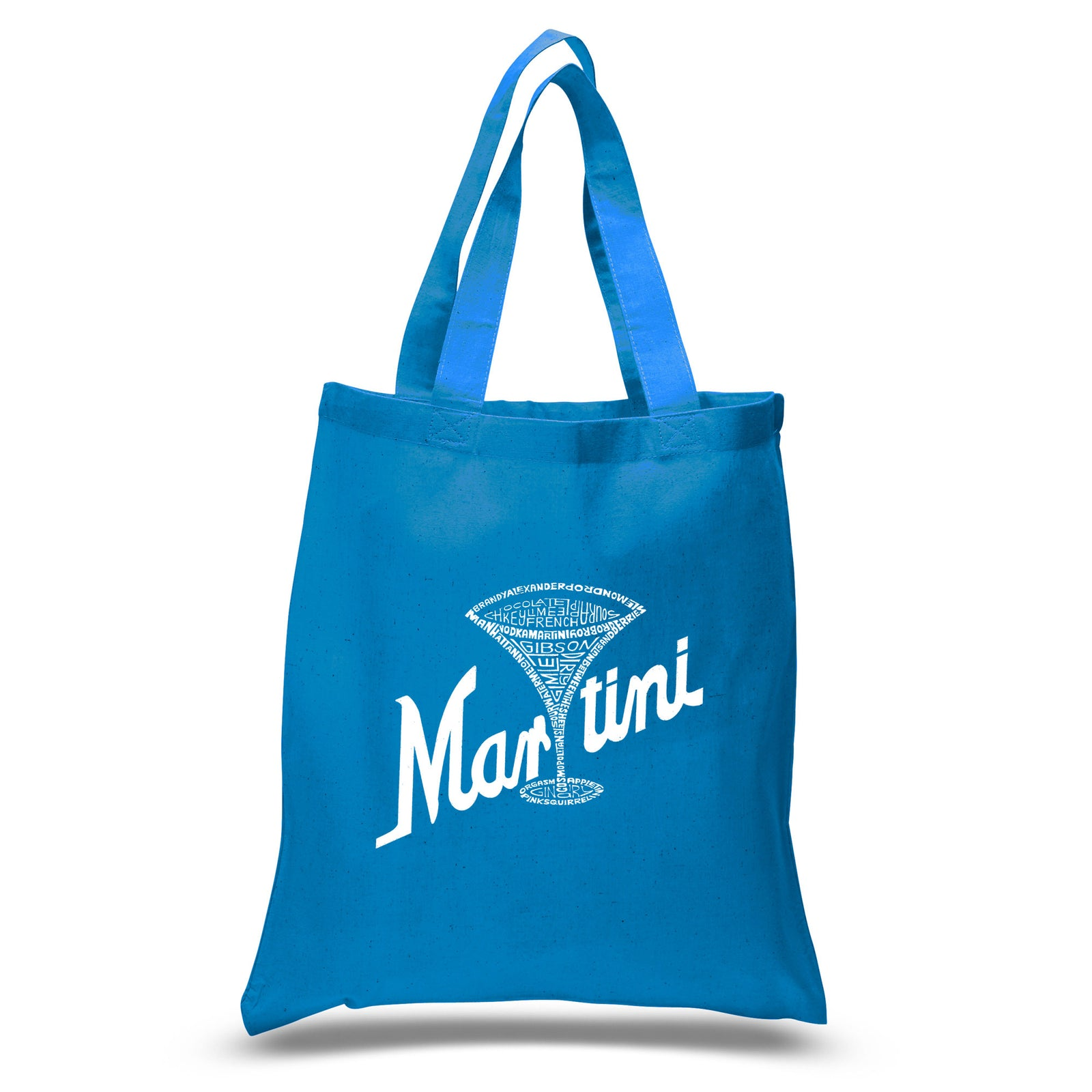 Small Tote Bag - Martini