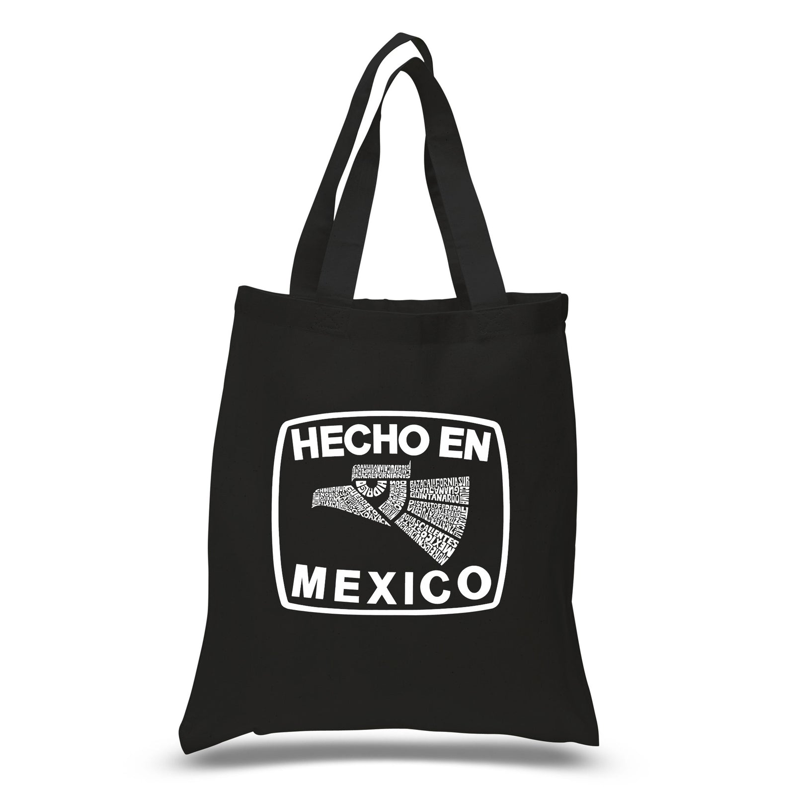 Small Tote Bag - HECHO EN MEXICO