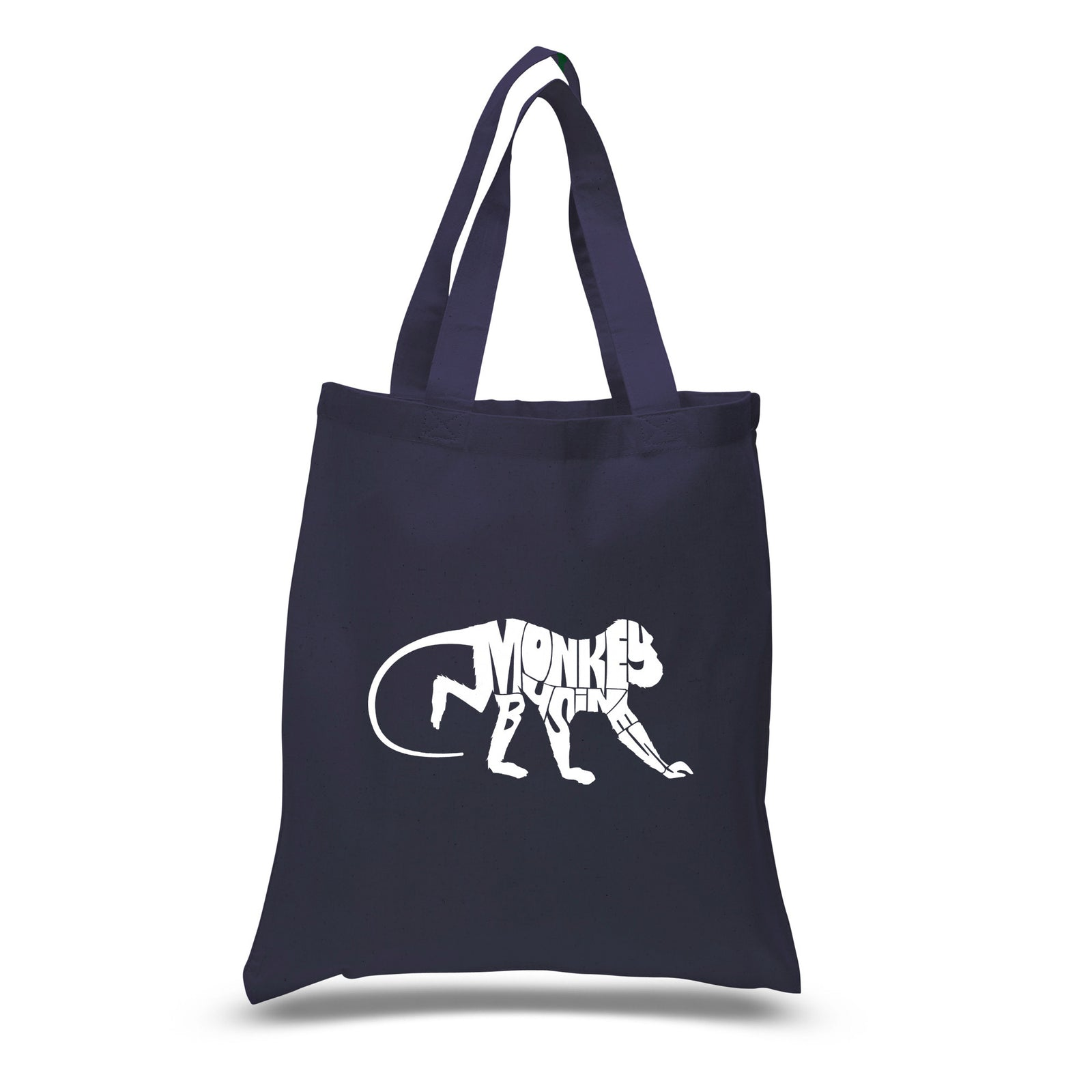 Small Tote Bag - Monkey Business