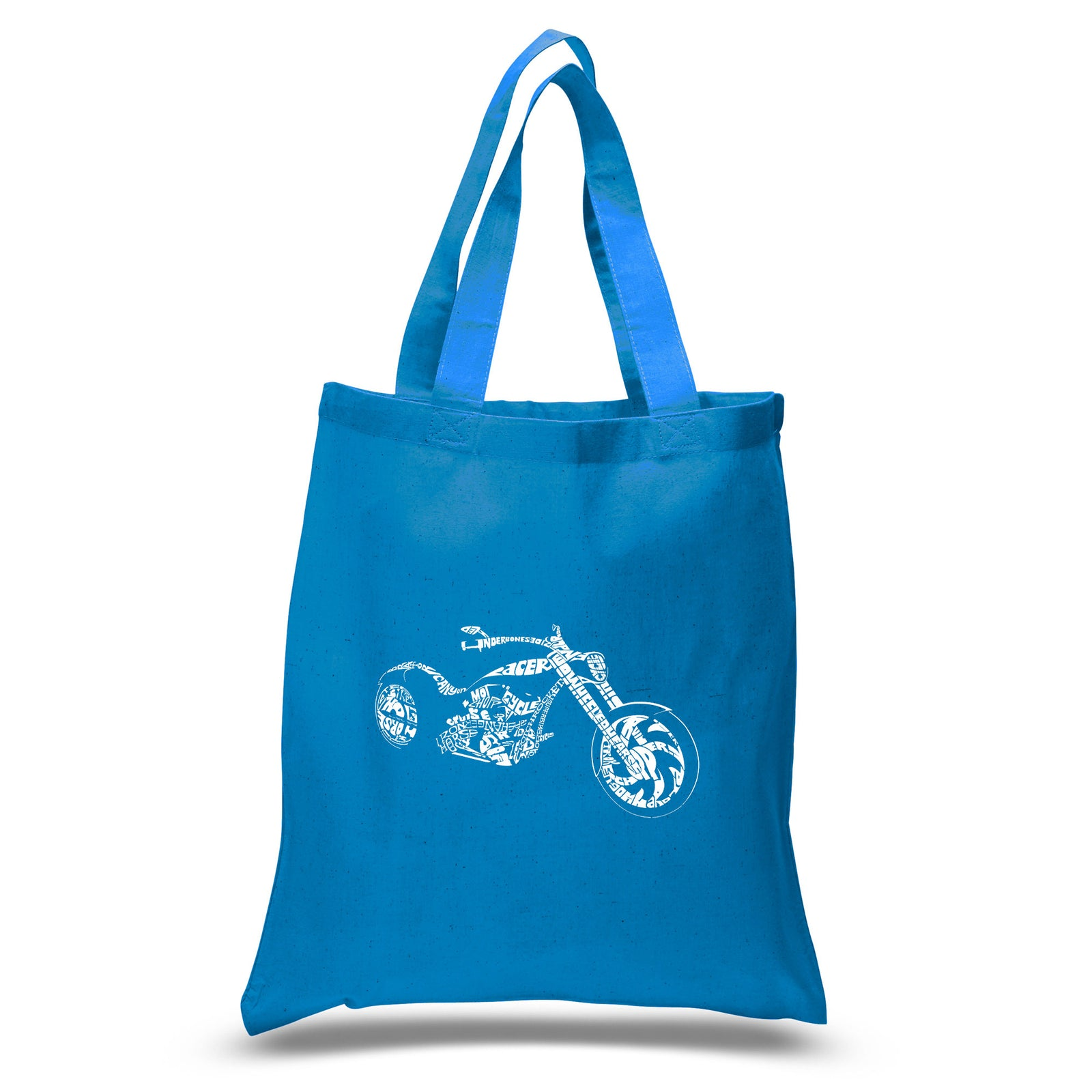 Small Tote Bag - MOTORCYCLE