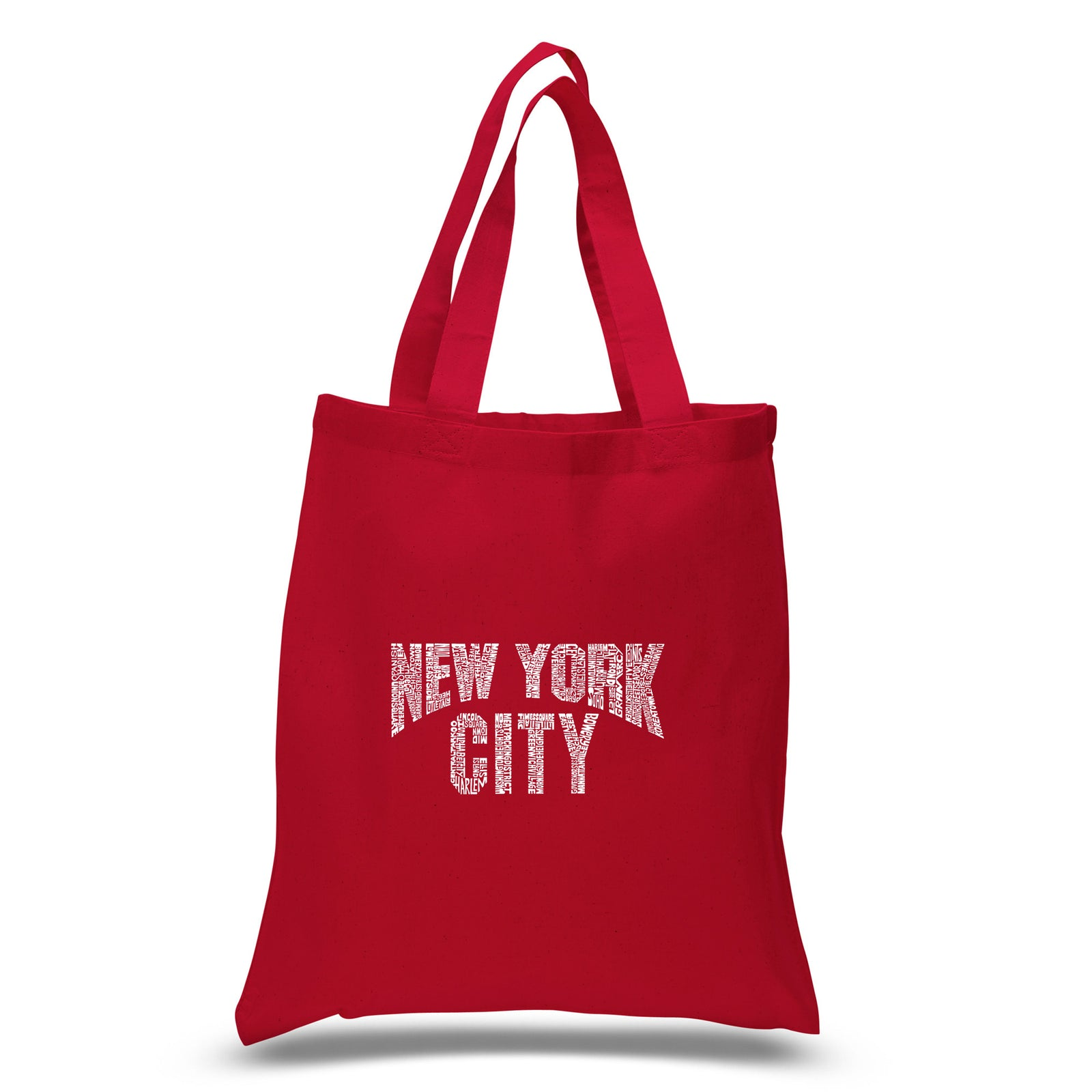 Small Tote Bag - NYC NEIGHBORHOODS
