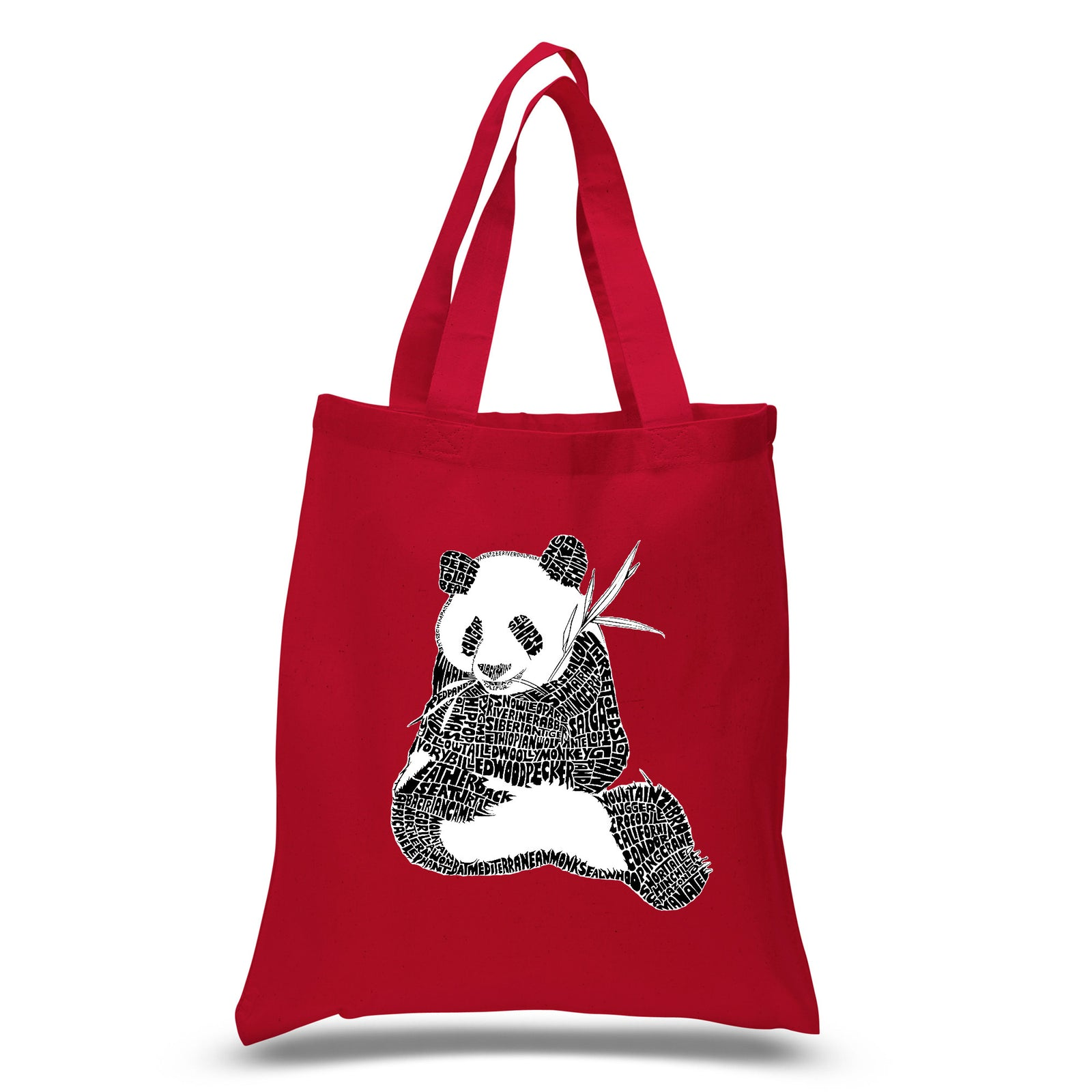 Small Tote Bag - ENDANGERED SPECIES