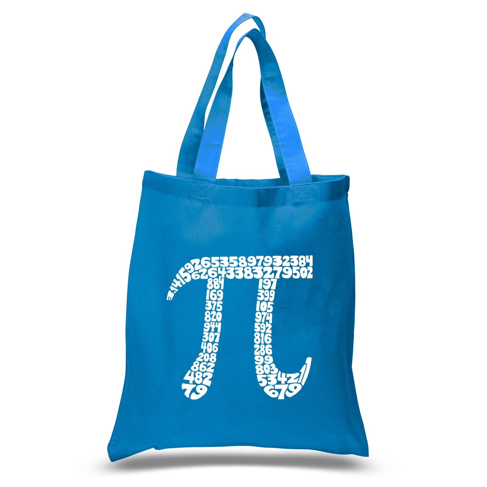 Small Tote Bag - THE FIRST 100 DIGITS OF PI