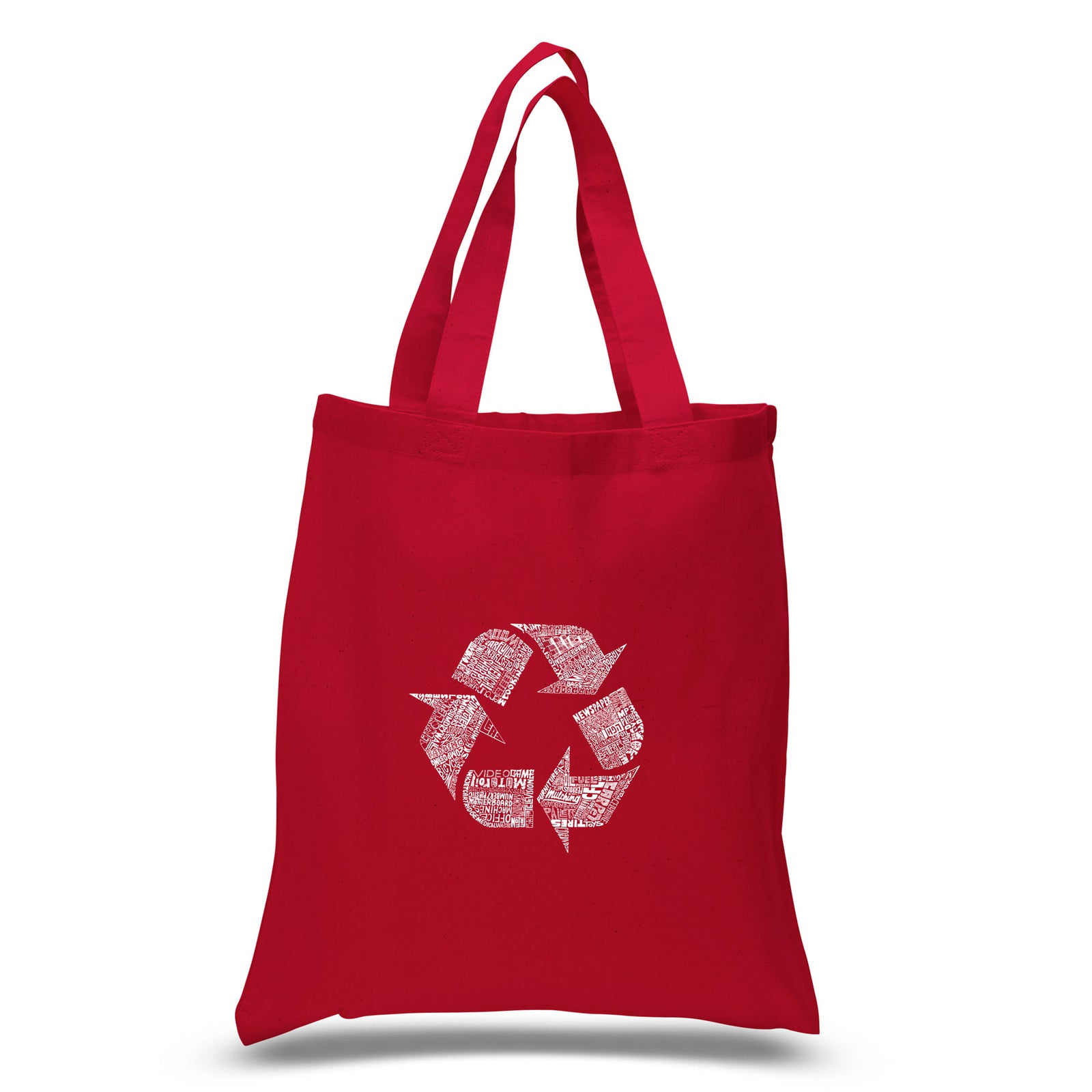 Small Tote Bag - 86 RECYCLABLE PRODUCTS