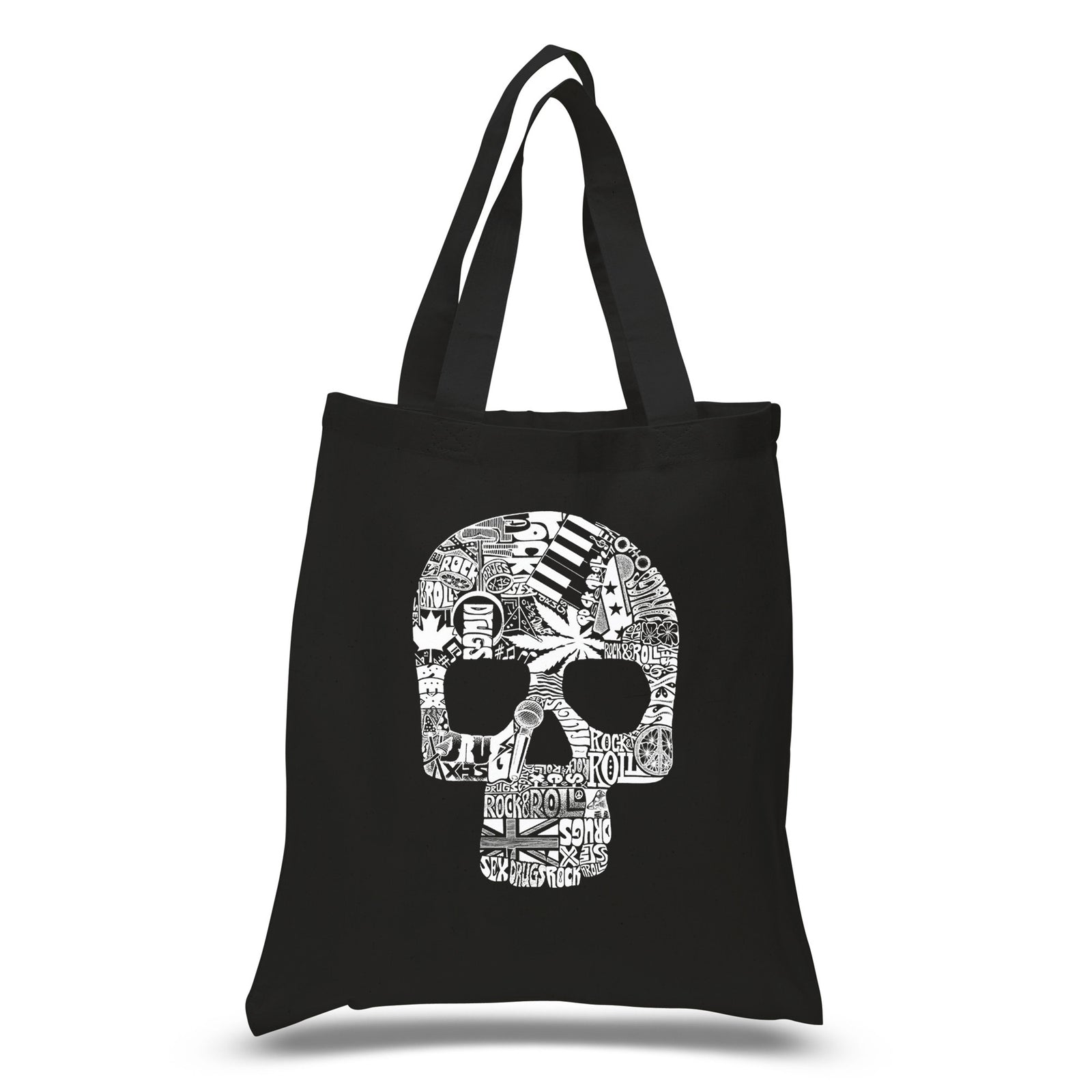 Small Tote Bag - Sex, Drugs, Rock & Roll