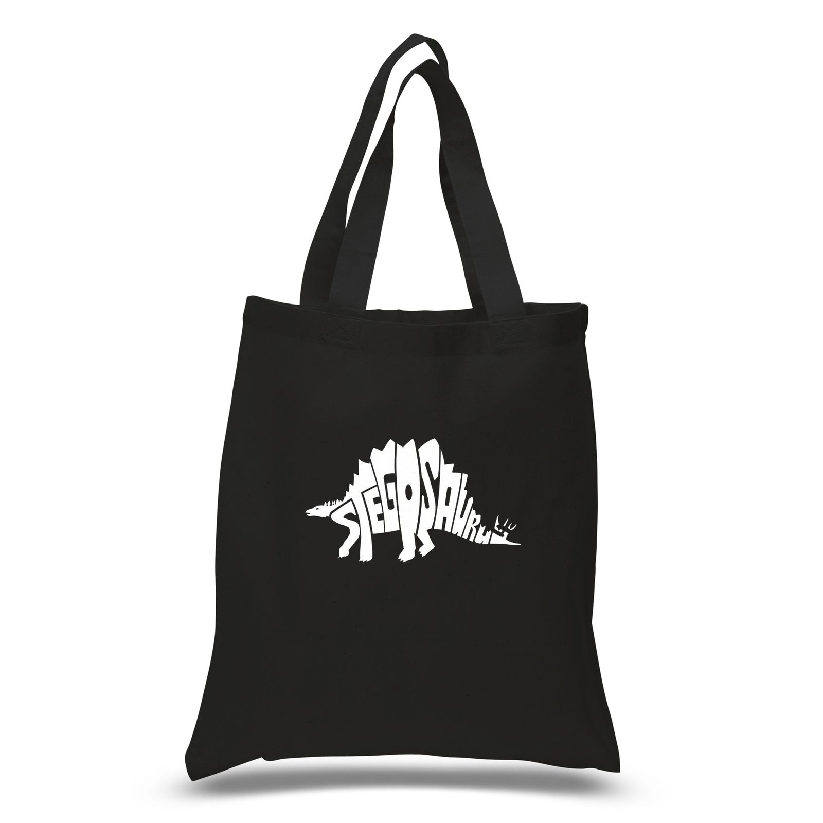 Small Tote Bag - STEGOSAURUS