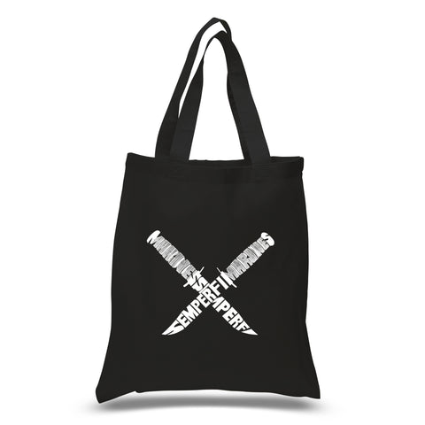 Los Angeles Pop Art Small Tote Bag - Cub Scout
