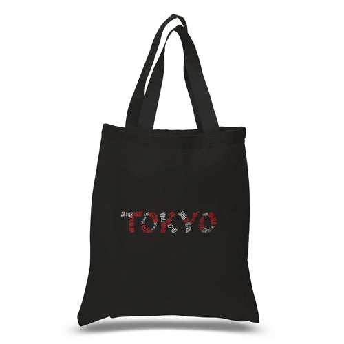 Small Tote Bag - THE NEIGHBORHOODS OF TOKYO