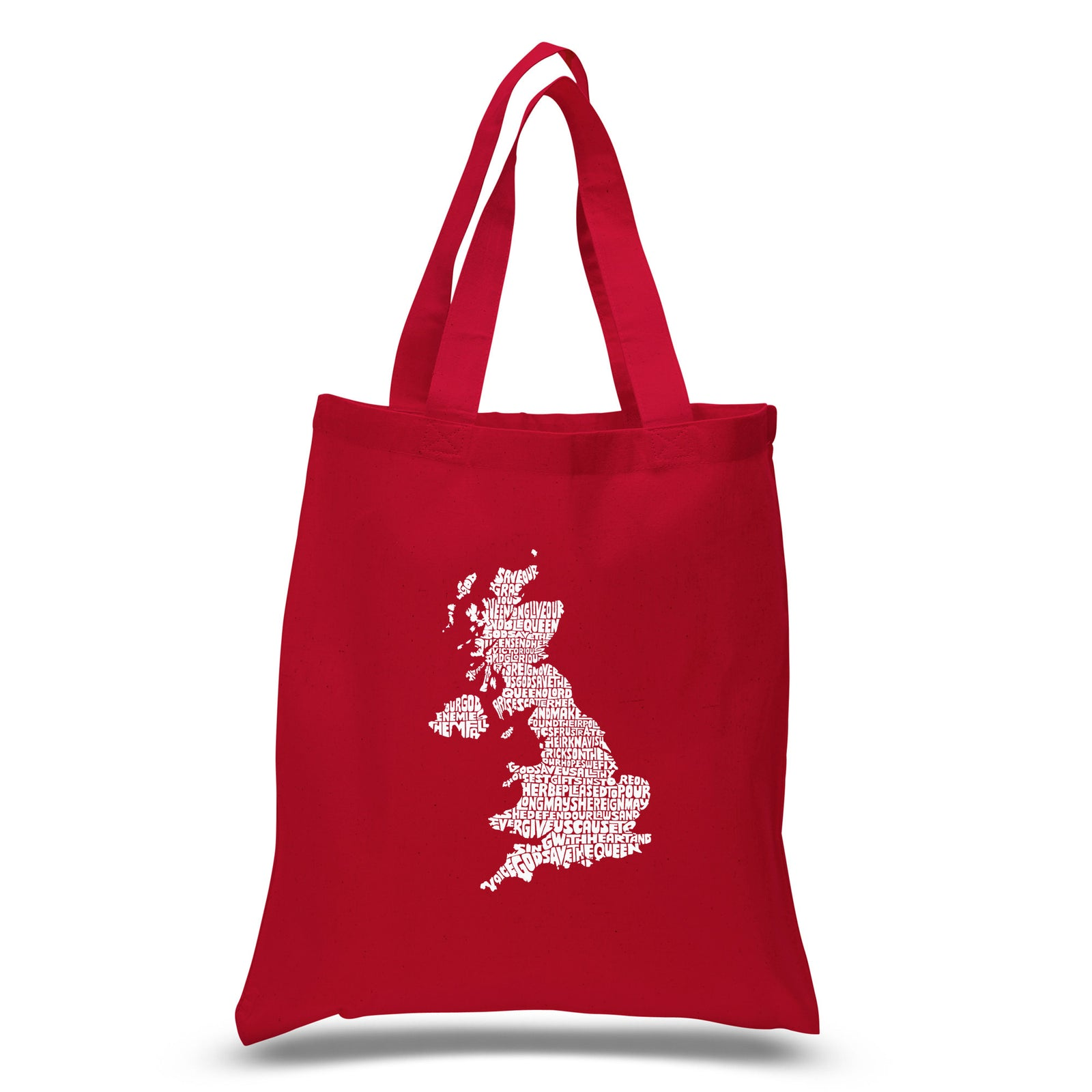Small Tote Bag - GOD SAVE THE QUEEN