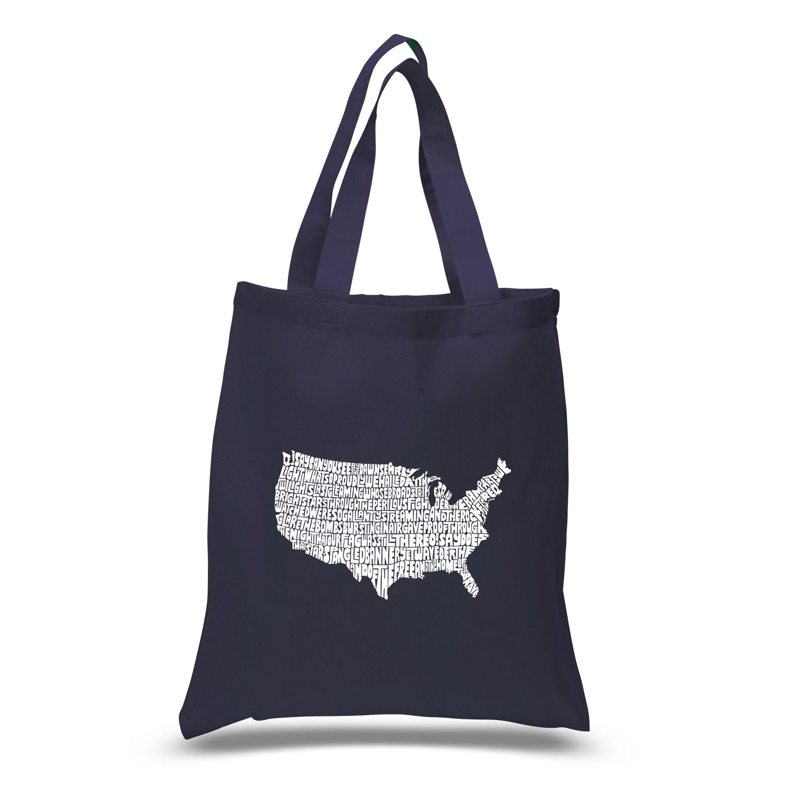 Small Tote Bag - THE STAR SPANGLED BANNER